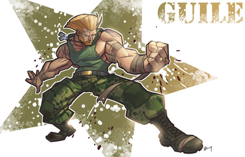 Grizzled Guile