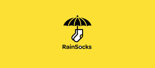RainSocks logo