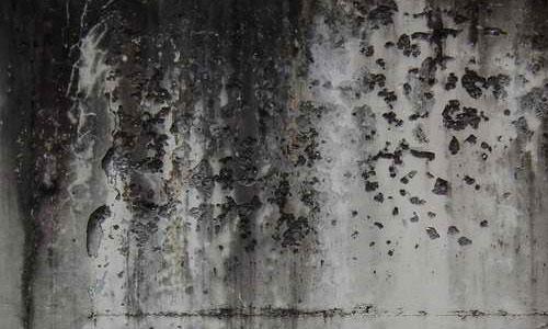 Dark Dirty Wall Texture