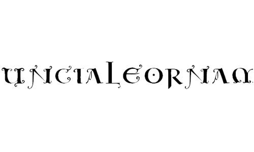 swirl celtic fonts