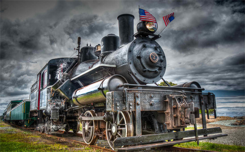 OCSR Train in HDR
