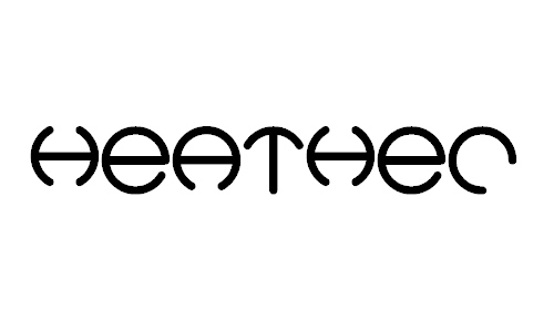 Heather Thomas font