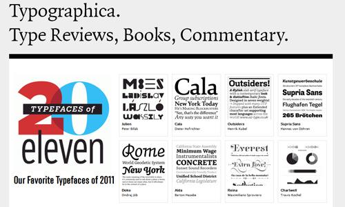 Use good typography