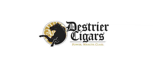 Destrier Cigars logo