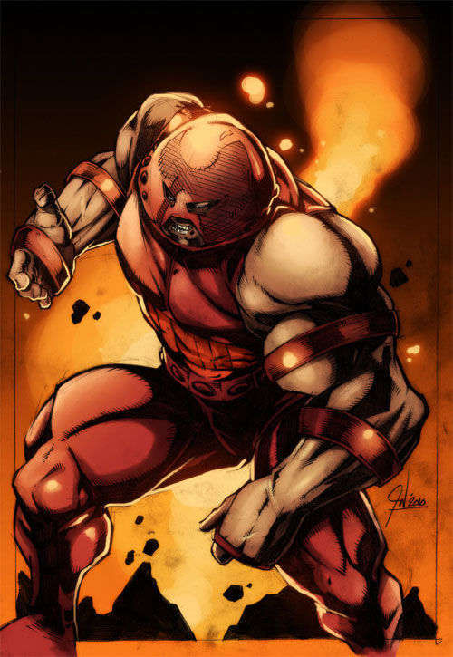 Juggernaut Colored