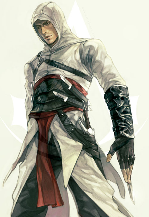 22 Altair Of Assassin S Creed Artworks Naldz Graphics
