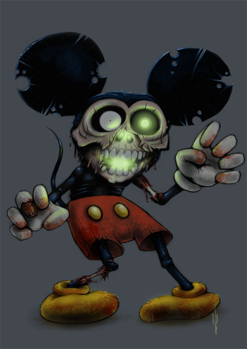 Undead Mickey