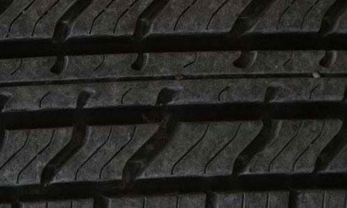 Dark Tire Texture