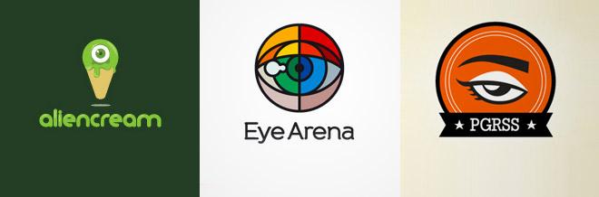 30 Beautifully Designed Eye Logo