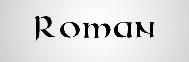 30 Fantastic Celtic Fonts for Free