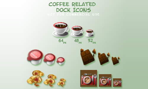 Coffee Break Icons Contest