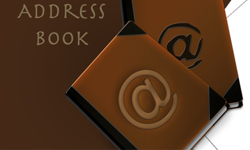 Address Book with Style