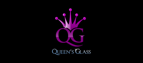 Queen's Glass logo