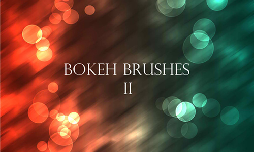 Bokeh Brushes II