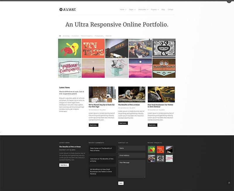 responsive design wordpress