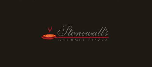 Stonewalls Pizza logo