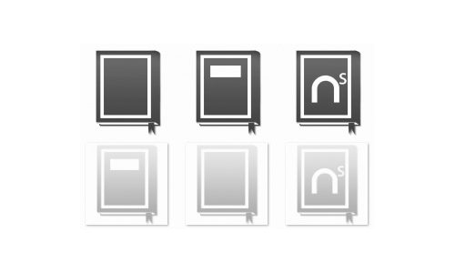 Token Book Icons
