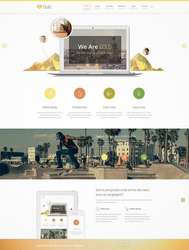 multipurpose theme business