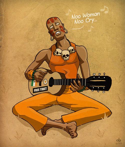 Hippy Dhalsim