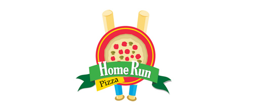 Home Run Pizzas logo