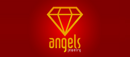 angels jewelry logo