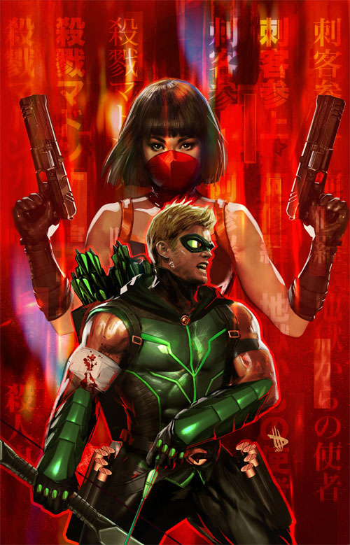 Green Arrow...4