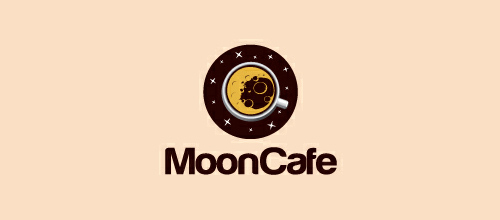 MoonCafe logo