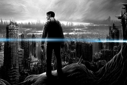 Create Sci-Fi Style Laser Light Special Effect in Photoshop