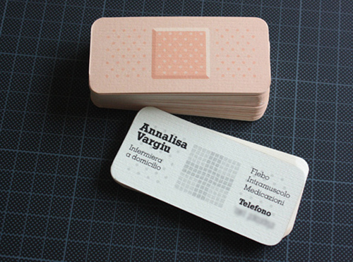 Annalisa Vargiu Business Card