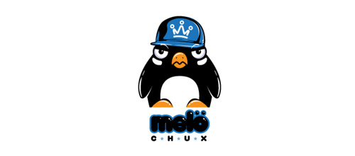 Melo Chux - Graphic Logo