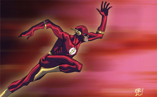 The Flash!