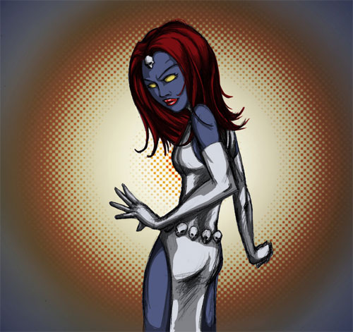 A bit more Mystique