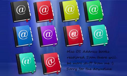 address books mac os png