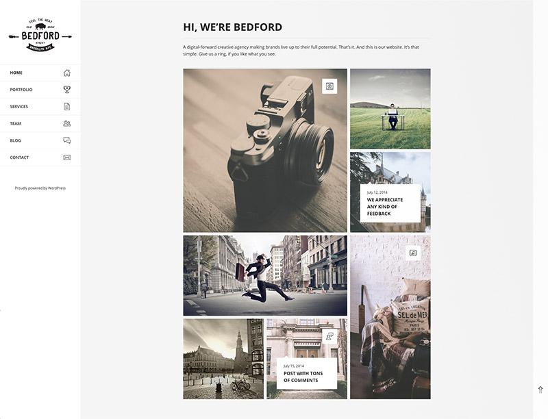 beautiful online portfolio