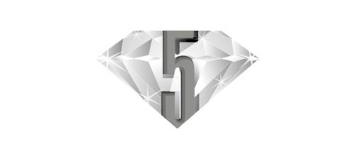 5 Diamond Limousine logo