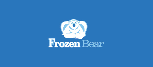 Frozen Bear logo