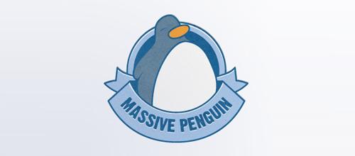 Massive Penguin logo