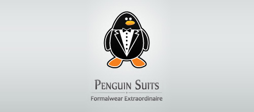 Penguin Suit logo