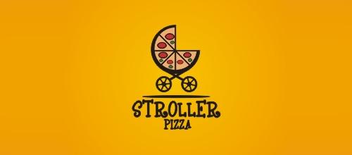 Stroller Pizza logo