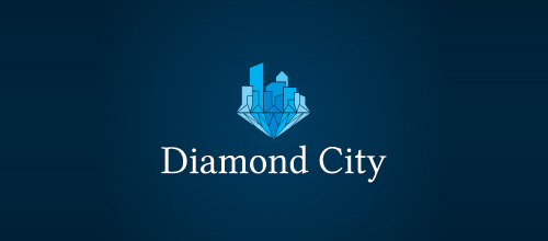 Diamond City logo
