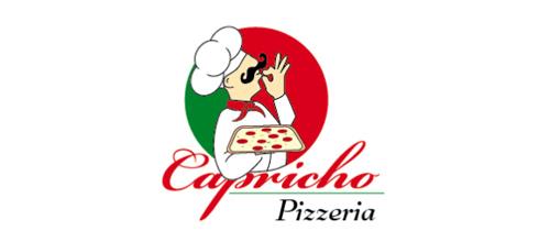 Pizzeria Capricho logo