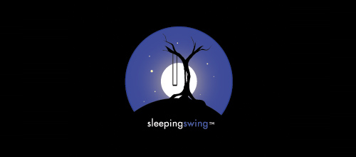 Sleeping Swing logo