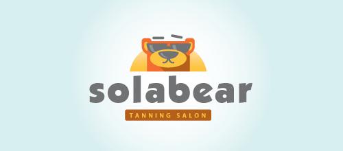 Solabear Tanning Salon logo