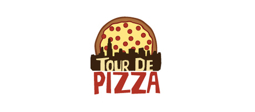 Tour De Pizza logo