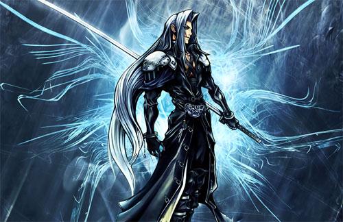 Wallpaper - Sephiroth