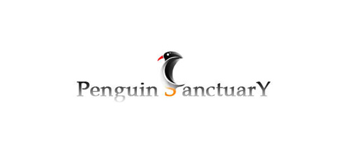 Penguin Sanctuary logo