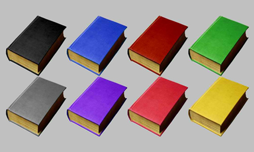 Book Icons for Vista