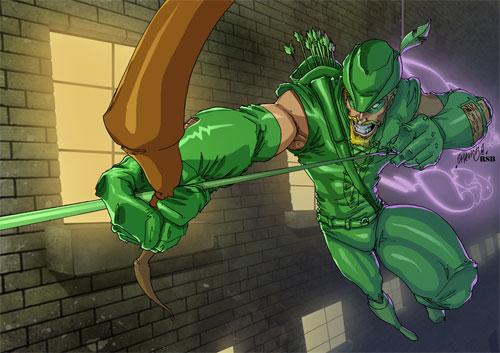 Chamba's Green Arrow