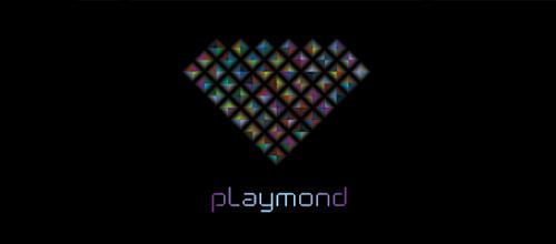 Playmond logo