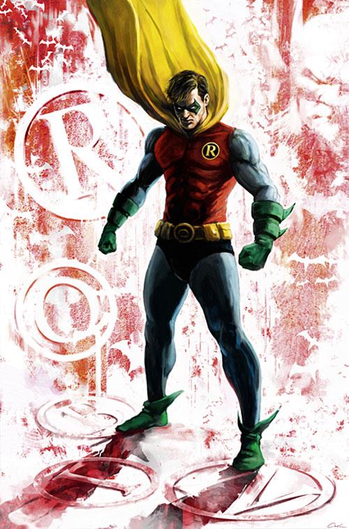 Robin-No More Boy Wonder